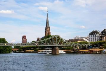 Frankfurt's charm