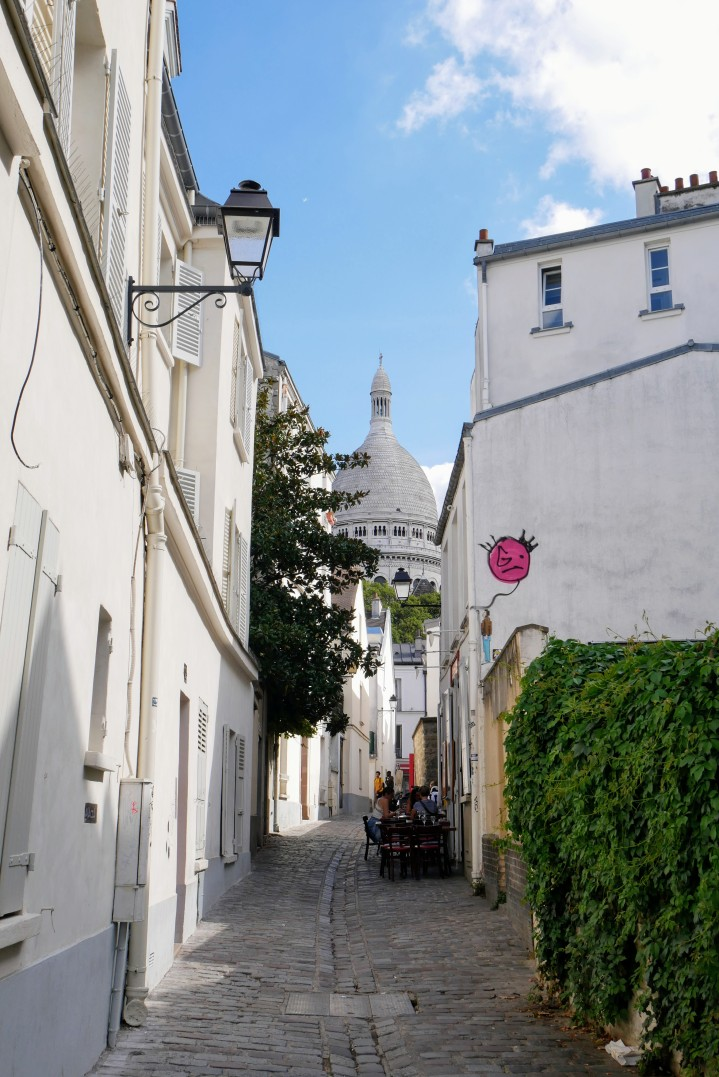 The Montmartre neighborhood in the 9th Arrondissement is ideal for exploring the artistic side of Paris