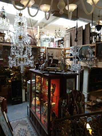 Antique shopping in Brussels- what can you fit in your suitcase?
