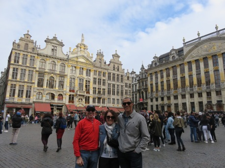 The Grand Place by day
