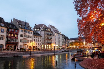 Strasbourg sure looks good this time of year