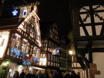 The timber framed homes of Strasbourg