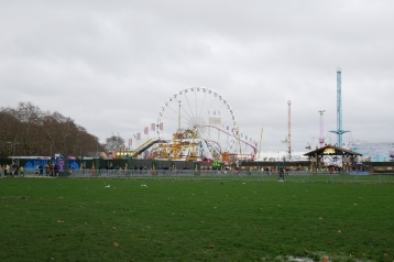 The Hyde Park Winter Wonderland