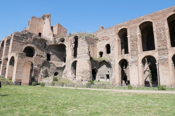 Up close and personal with history at Palatine Hill