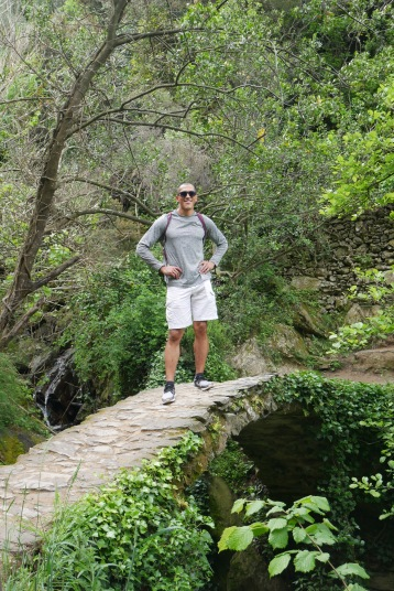 On the trail from Monterosso to Vernazza