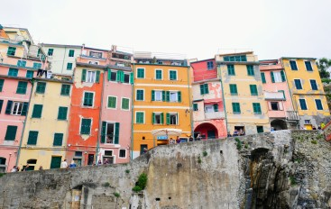 By land or sea, the Cinque Terre doesn't disappoint