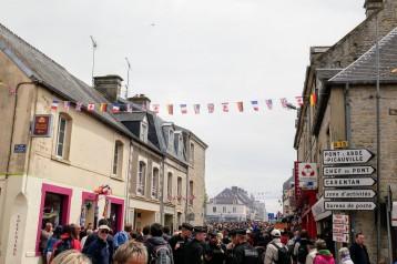 75th D-Day Anniversary in Sainte-Mère-Église, Normandy