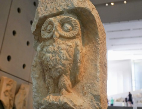A couple of my favorite pieces from the Acropolis museum