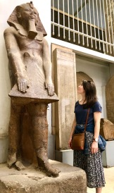 Statue of the Pharaoh Hatshepsut