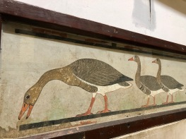Paintings of the Meidum Geese
