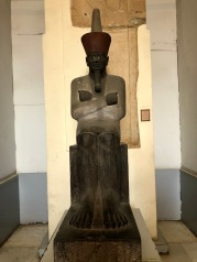 Colossus of the Pharaoh Mentuhotep