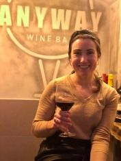 Anyway Wine Bar in Málaga