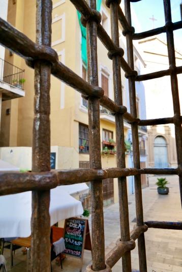 Different perspectives of the city - from La Lonja de la Seda palace