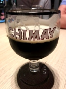 Chimay Trappist beer