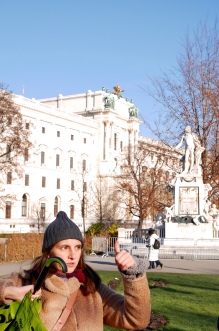 Our Good Vienna Tours guide