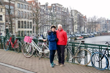 Parents in Amsterdam