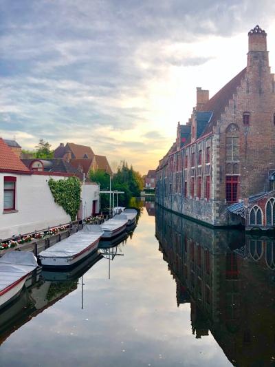 Scenes from Belgium - Bruges
