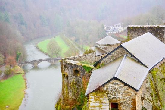 The Castle of Bouillon
