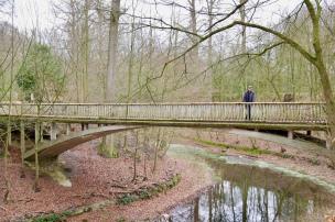 Exploring Parc de Laeken