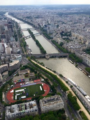 Iconic Paris - Seine River