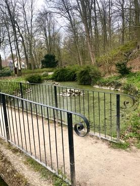 Walk in Parc de Wolvendael