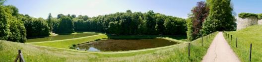 Gaasbeek Castle grounds