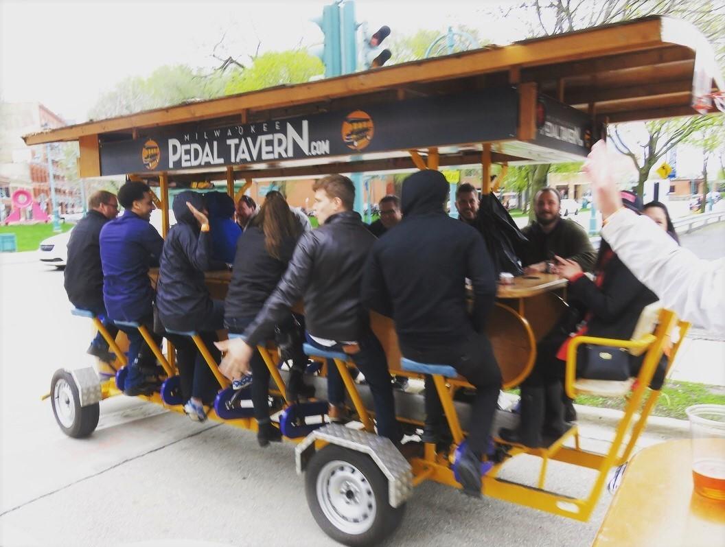 Pedal Tavern